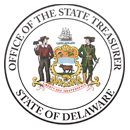 Image of the Delaware State Treasurer seal