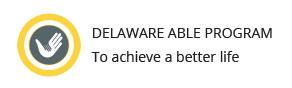 Delaware ABLE Program Logo