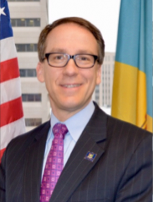 Photo of Richard Geisenberger, Secretary of Finance